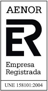 Certificado UNE 158101:2008 - Residencia Geriátrica Mediterráneo